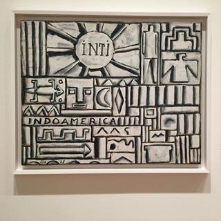 Torres-García the museum of modern art.  #Moma #nyc #newyork #manhattan #midtown…
