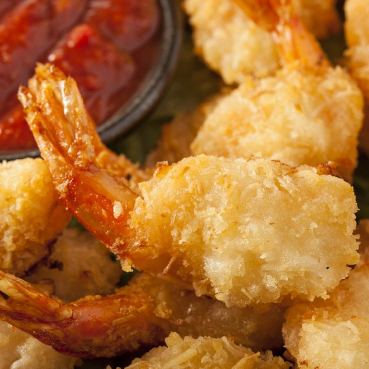 This Recipe For Beer Battered Fried Shrimp Is Crunchy And Delicious Beer Battered Fried Shrimp