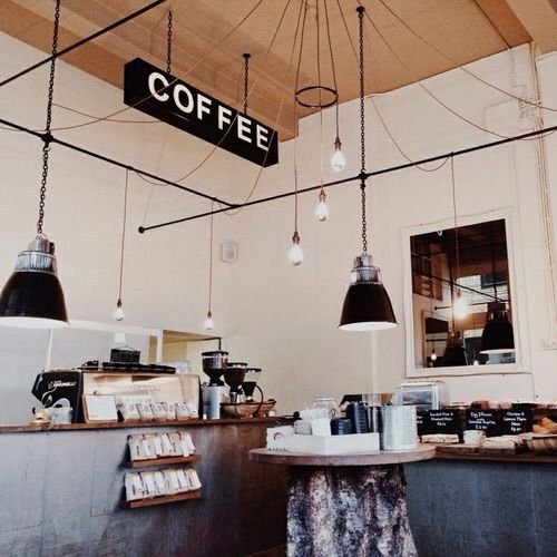 Coffee Shop, Cafe Design, Coffee
