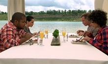 Rustic table setting from Top Chef Canada - Food Network Canada
