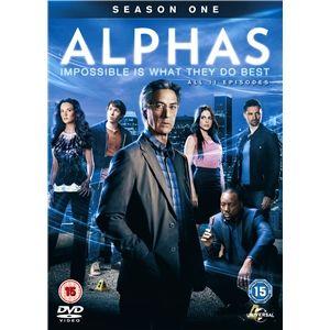 Alphas: Series 1 Box Set (3 Discs)