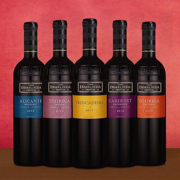 5 Mono Varietals 2013 Award Winers at International Wine Challenge in London