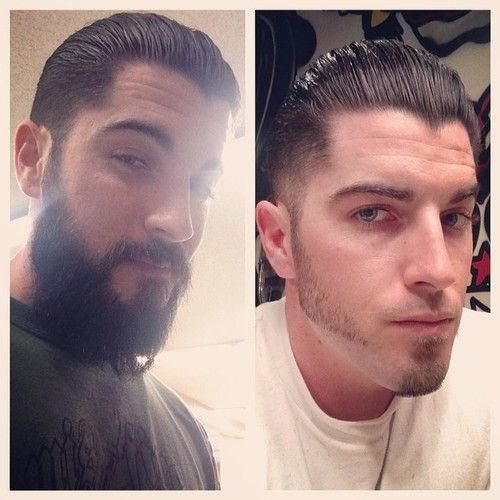 136 Best Images About Sideburns On Pinterest