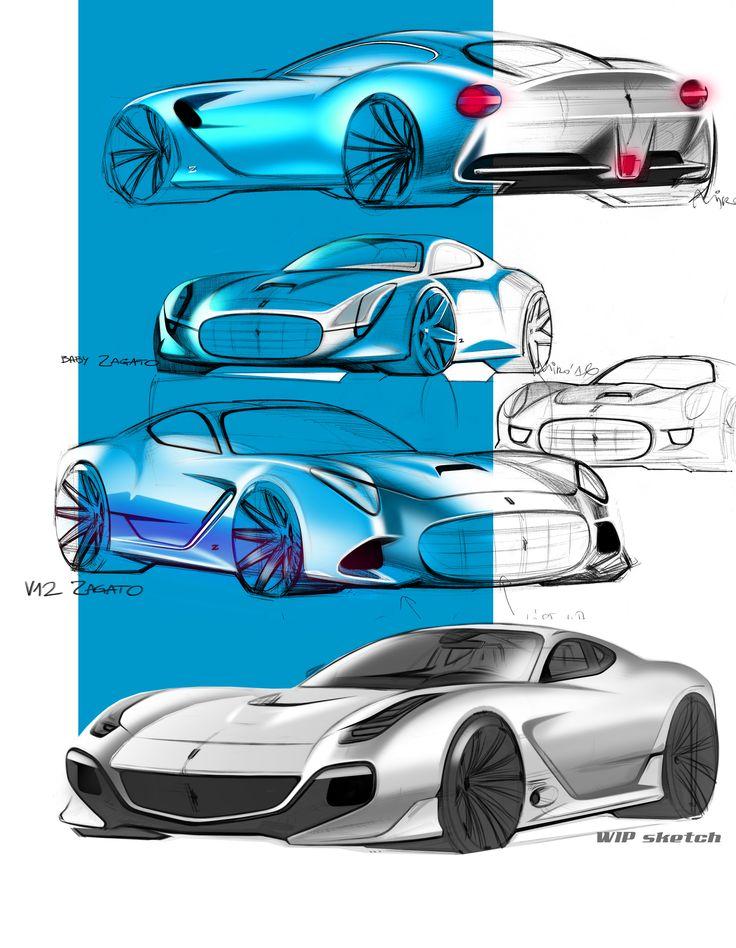 Ferrari V12 Zagato