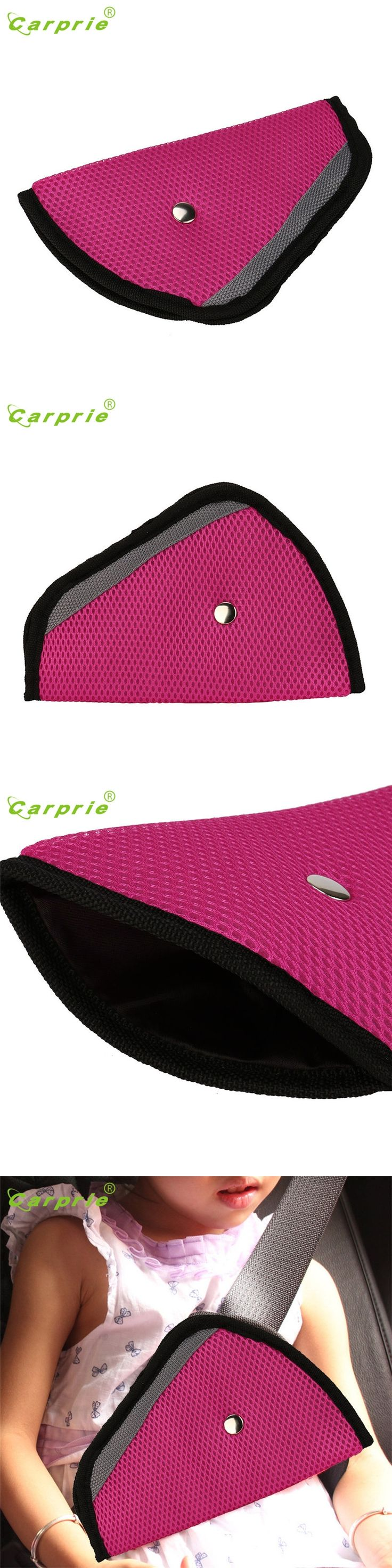 Dropship Hot Selling Baby Kids Car Safety Cover Strap Adjuster Pad Protect Seat Belt Clip Hot Pink Gift Aug 15