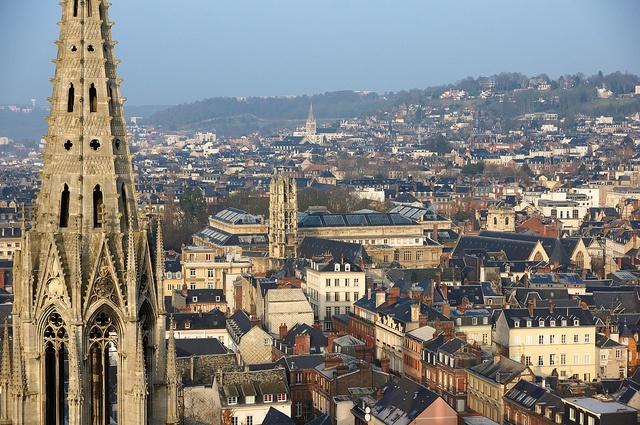 Rouen © zigazou76
