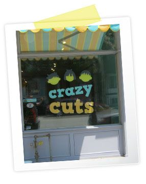 Our awesome neighbours.  My son gets his hair cut here.    Crazy Cuts – Family Hair Salon | Crazy Cuts is a family hair salon located in the heart of Mt Pleasant Road (south of Eglinton) where everyone is welcome – adults and children alike!