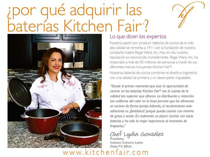 ¿por qué Kitchen Fair?