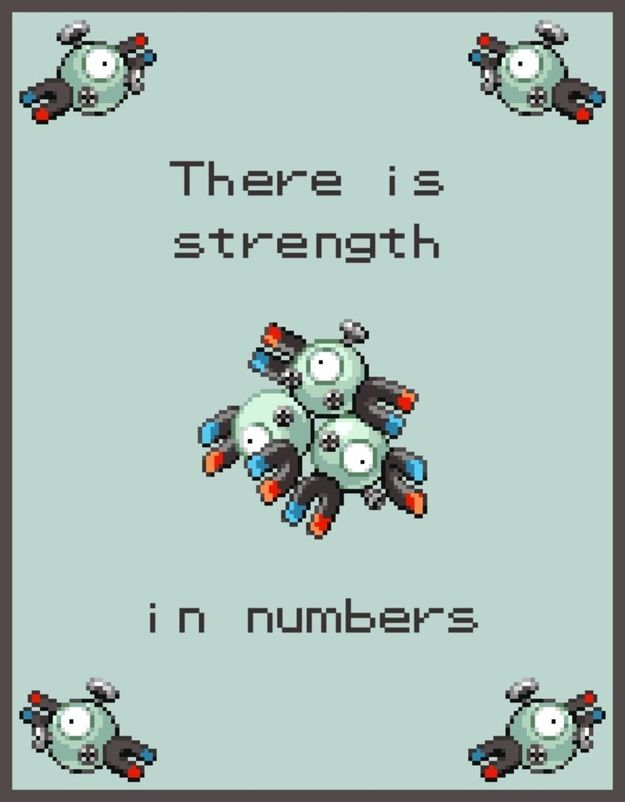 Strength in Numbers | Community Post: 7 Lessons Pokemon Taught Us