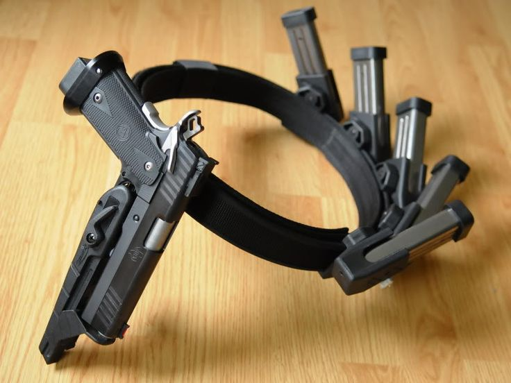 Tactical Belt. Light-Weight and Efficient.