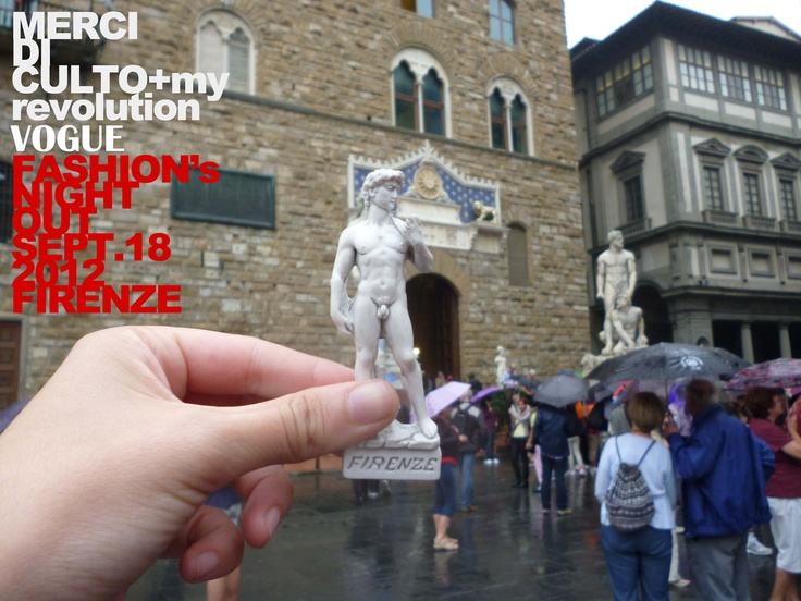 Vogue Fashion Night Out | Palazzo Antinori 18 sept 2012 | Merci di Culto & myrevolution