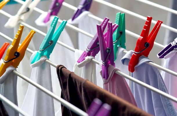 Hogyan szárítsuk megfelelően a kimosott ruhát?