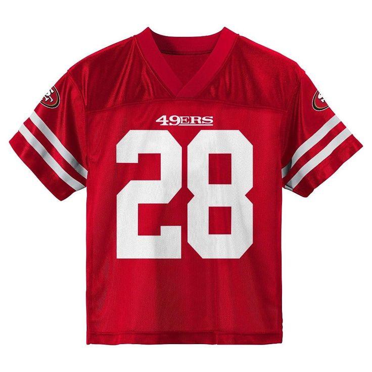 Athletic Jerseys San Francisco 49ers Team Color XL, Boy's, Blue