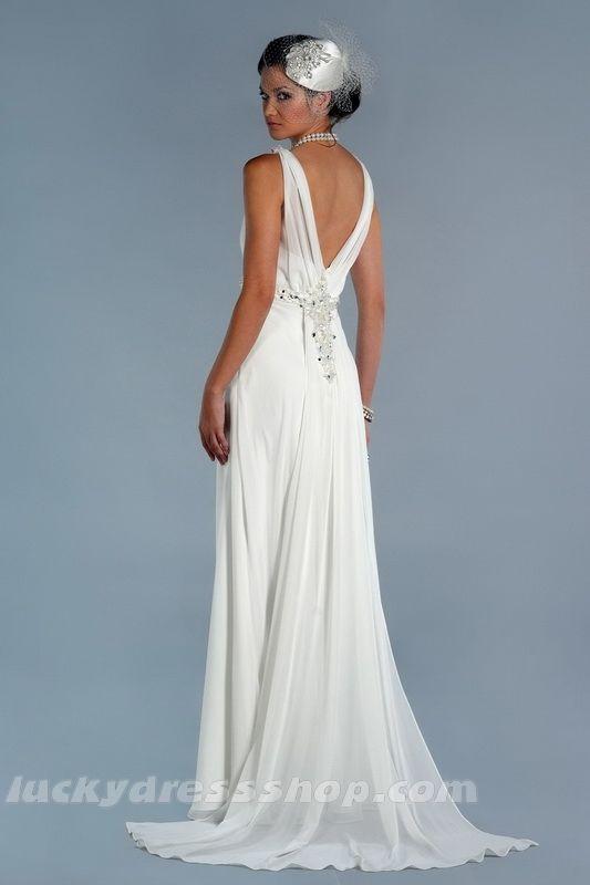 8 best destination beach wedding dress images on Pinterest | Wedding ...