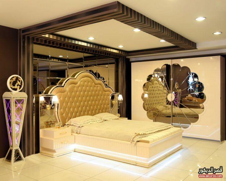 تصاميم غرف نوم للعرسان Design Of Bedrooms For Grooms قصر الديكور Bedroom Decor Design Bedroom Bed Design Bedroom Furniture Design
