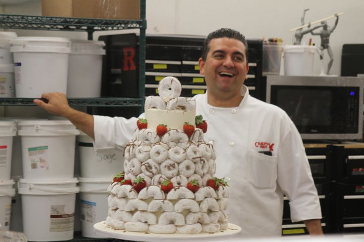 Discovery, TLC Order 'Cake Boss' Season 9; Layer On 10 More Episodes To Season 8