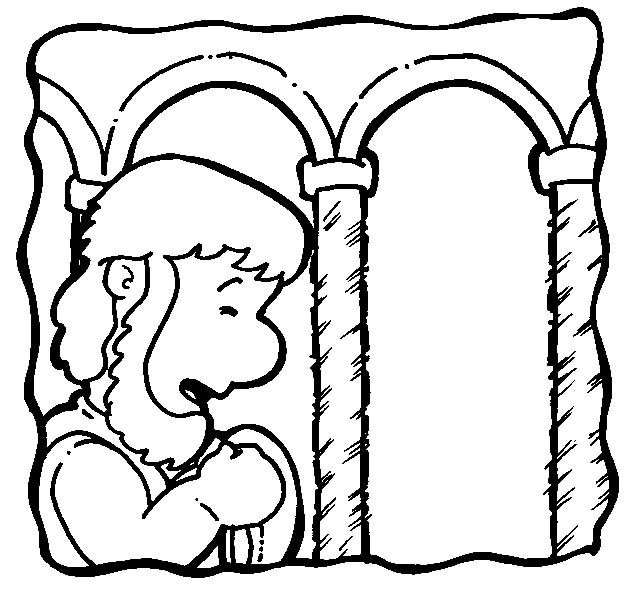 17 best images about pharisee tax collector on pinterest for The pharisee and the tax collector coloring page