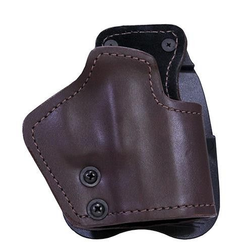 3 Layer Synthetic Leather Paddle Holster - Taurus Millenium, Brown, Right Hand Save those thumbs & bucks w/ free shipping on this magloader I purchased mine http://www.amazon.com/shops/raeind  No more leaving the last round out because it is too hard to get in. And you will load them faster and easier, to maximize your shooting enjoyment.