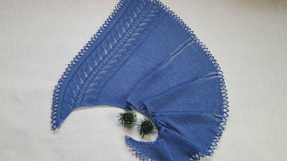Beauty gift Gift for girlfriend Shawl Knitted shawl Unique