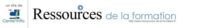 Le site des ressources du Centre Inffo: Lire les dossiers documentaires et bibliographies  (France)