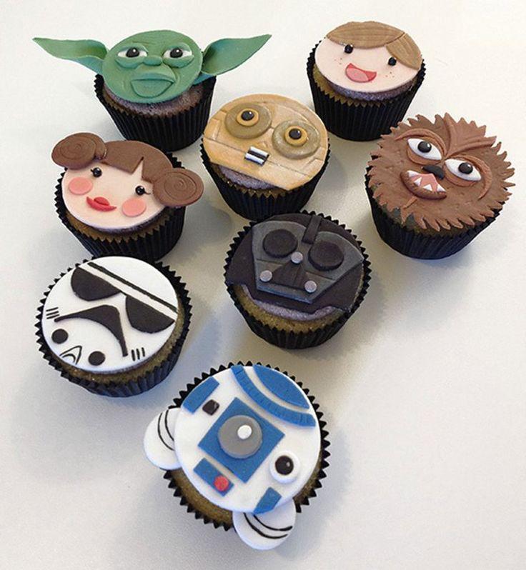 Cupcakes Star Wars - Cosmopolitan.fr