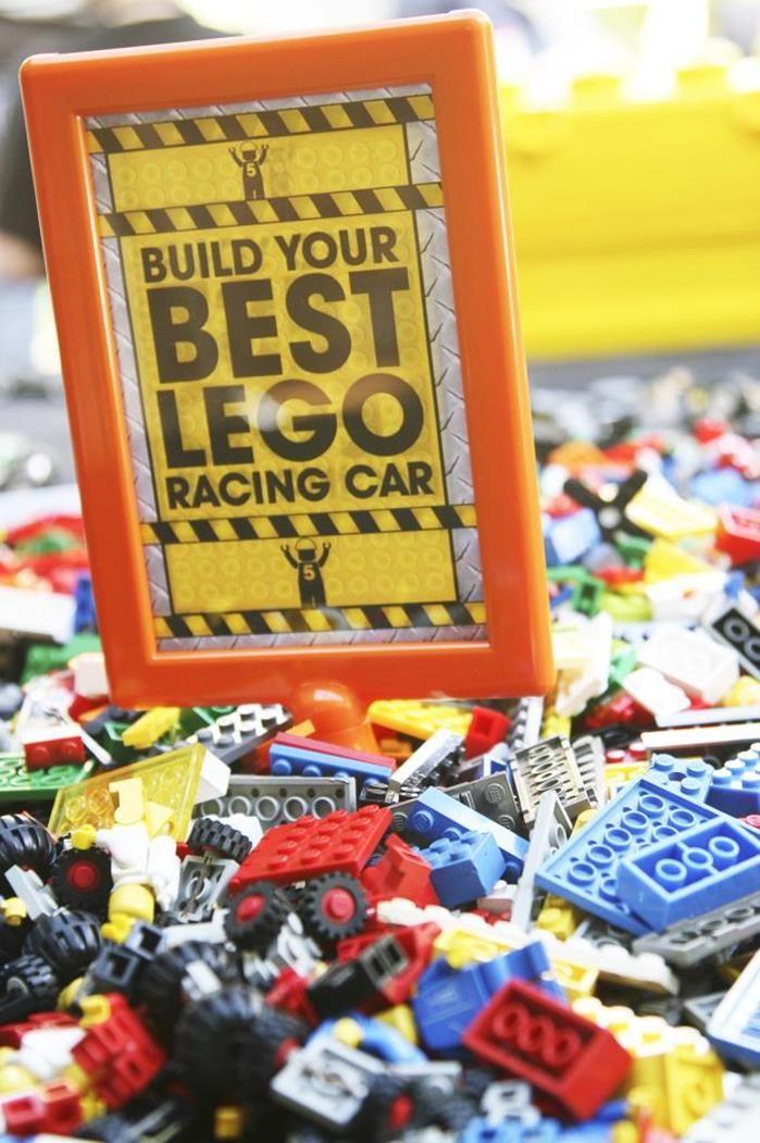 Lego Construction birthday party!  LOVE LOVE LOVE!!!