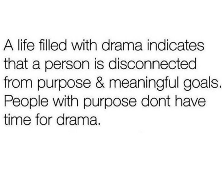 Drama Quotes About Life: Best 25+ No Drama Quotes Ideas On Pinterest