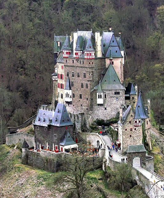 German castle...Berg Eltz, been there My favorite have to go there every time in Koblenz, Rhein