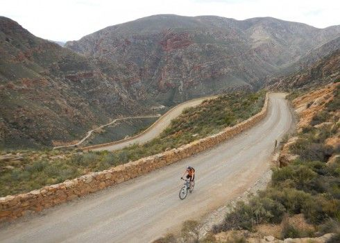 Bike Tours in Little Karoo - The Little Karoo has some special gems to offer for avid cyclists. Join the annual extravaganza at Africa Burn and cycle amongst installations or fellow wannabe hippies. Take a Bike Tour across the Swartberg Mountain Range or join thousands of mountain bikers as they tackle the annual Karoo to Coast challenge.