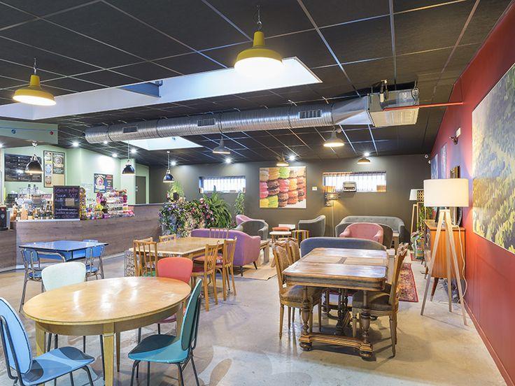 Agencement boulangerie café sandwicherie qiwi réalisé par www cadyspo com architecture d