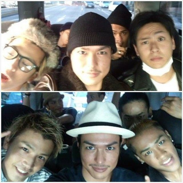 Imaichi Ryuji & Tosaka Hiroomi & Iwata Takanori & Yamashita Kenjiro & Elly & Naoki