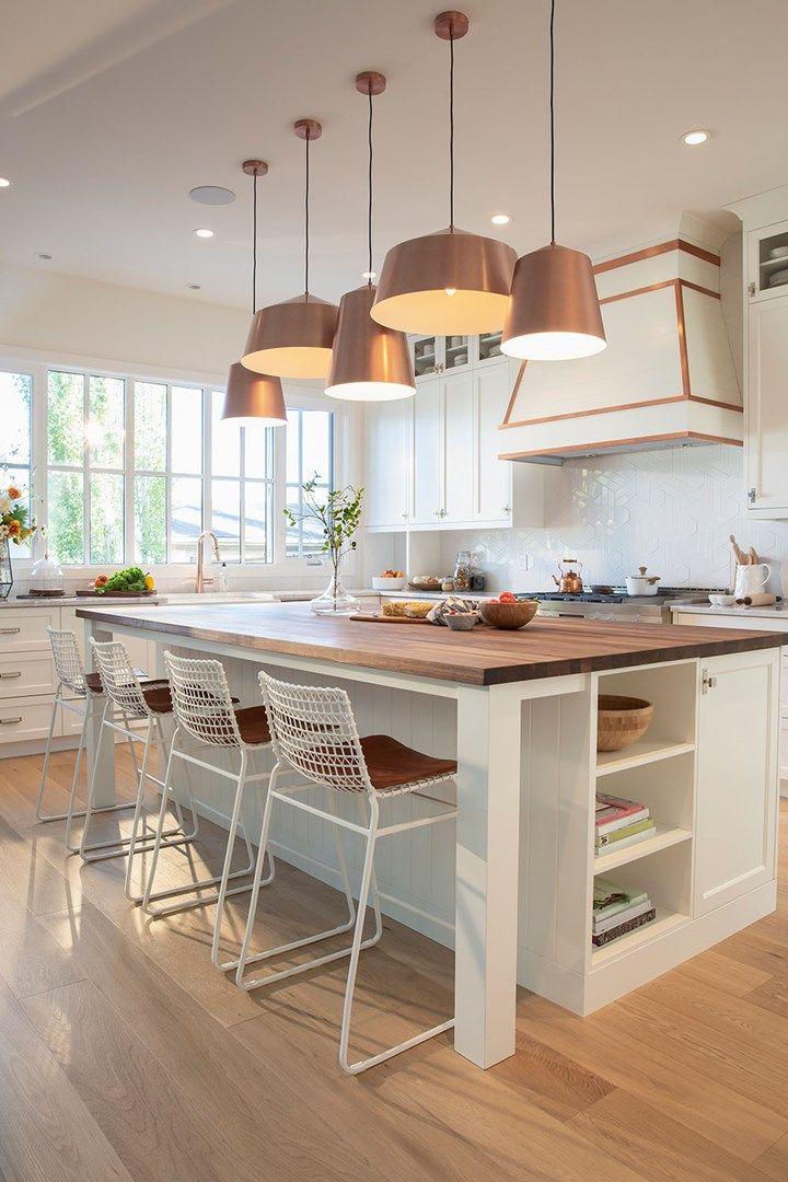 10 inspiring kitchen island design ideas   Kitchen island ...