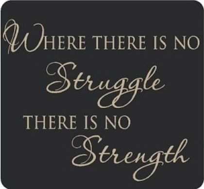 inner strength quotes | ... Quotes To Help You Build Strength | QuotesNSmiles - Quotes Full Of