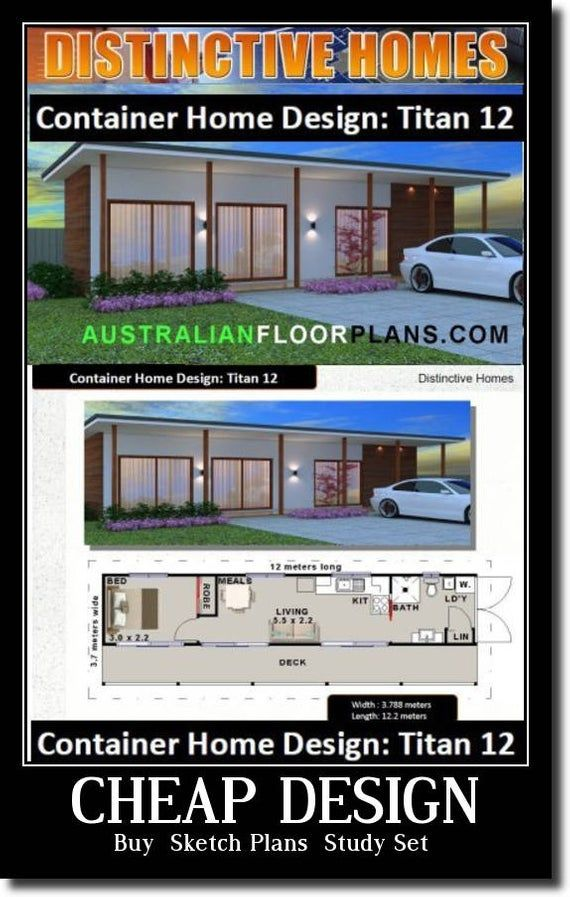 Crazy Sale Price Last Day Shipping Container Home Container Home Container Home Plans 481 Sq Foot Or 45 M2 Concept Plans Container House Plans Container House Design Building A Container Home