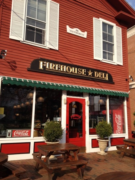The Firehouse Deli, Fairfield Ct