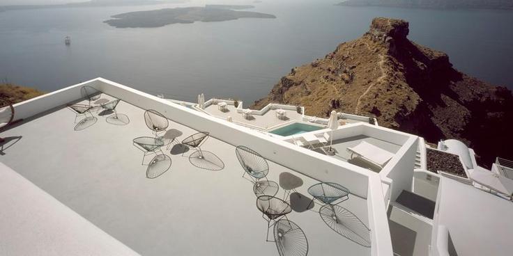 Silla Acapulco at Santorini Grace Hotel