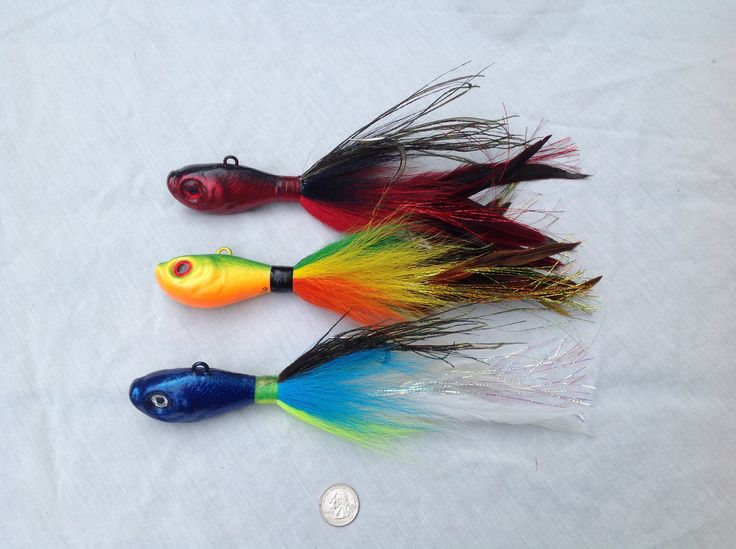 50 best images about striper jigs on pinterest sexy for Best ice fishing jigs