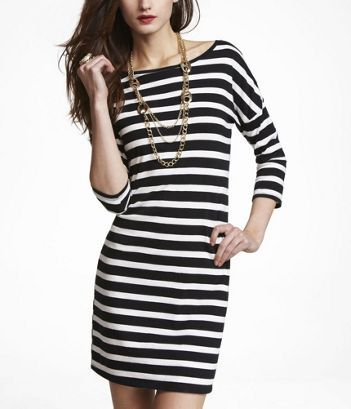 Bought almost the identical dress at BR Factory Store on 1/16/12 for $47.  Can't wait to accessorize with bright colors in spring!
