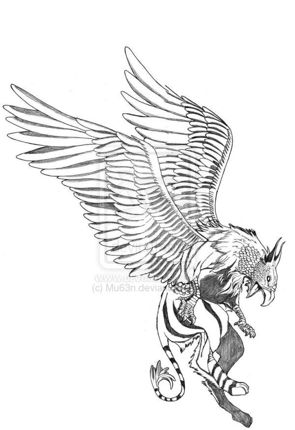 griffin tattoo - Google Search
