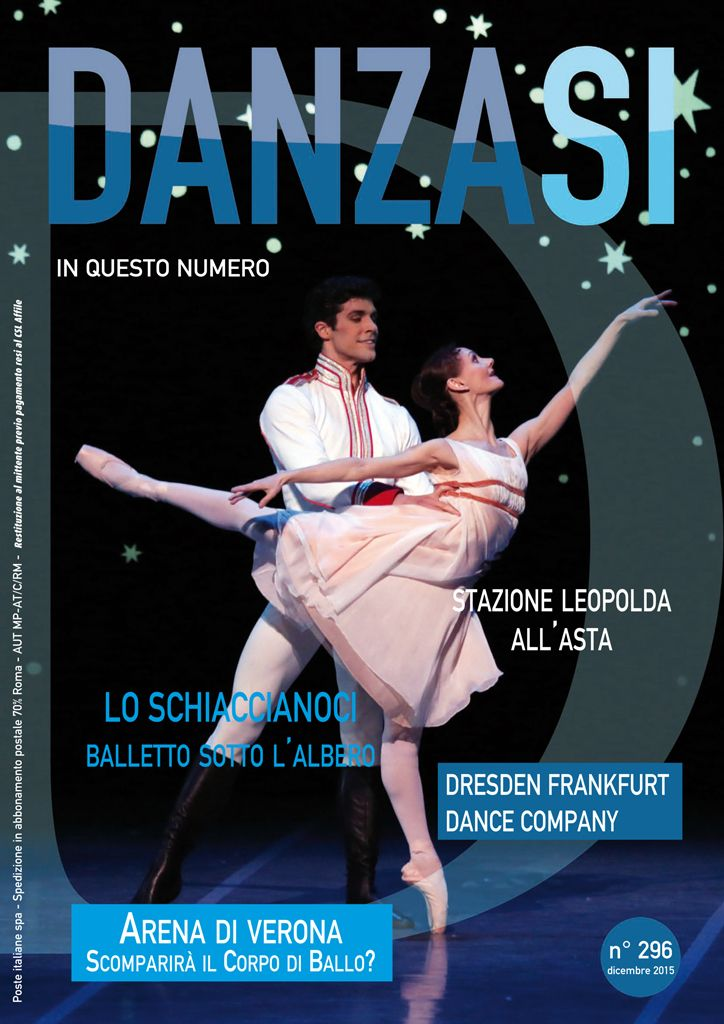 DanzaSì Magazine december issue