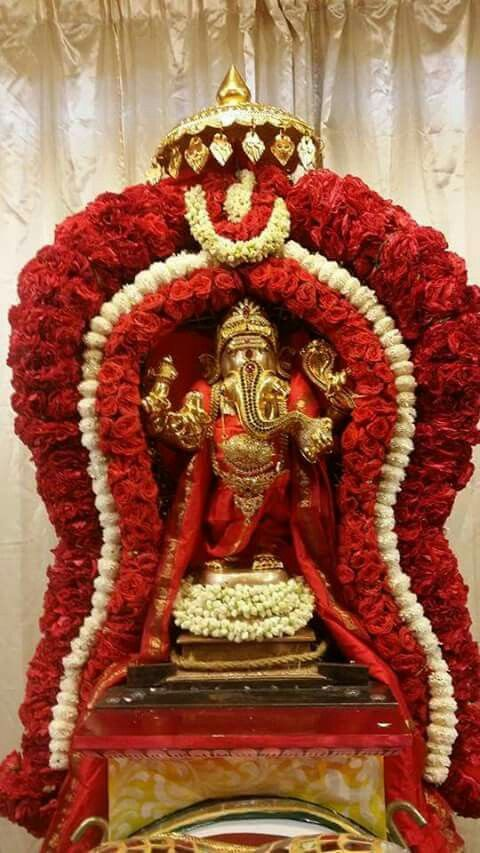 Ganapathi Homam is a powerful Vedic ritual of invoking Lord Ganesha and offering prayers unto Him to beget His grace and blessings.Ganapathi Homam is performed to eradicate all the hindrances in your path and grant success.