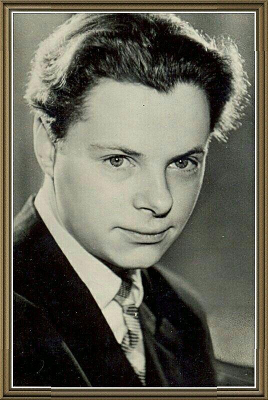 Леонид Харитонов.