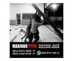 Rolling Door  Murah Ujung Menteng Jakarta Timur  Tlp 0822 1182 8759, Wa 0819 0771 7481