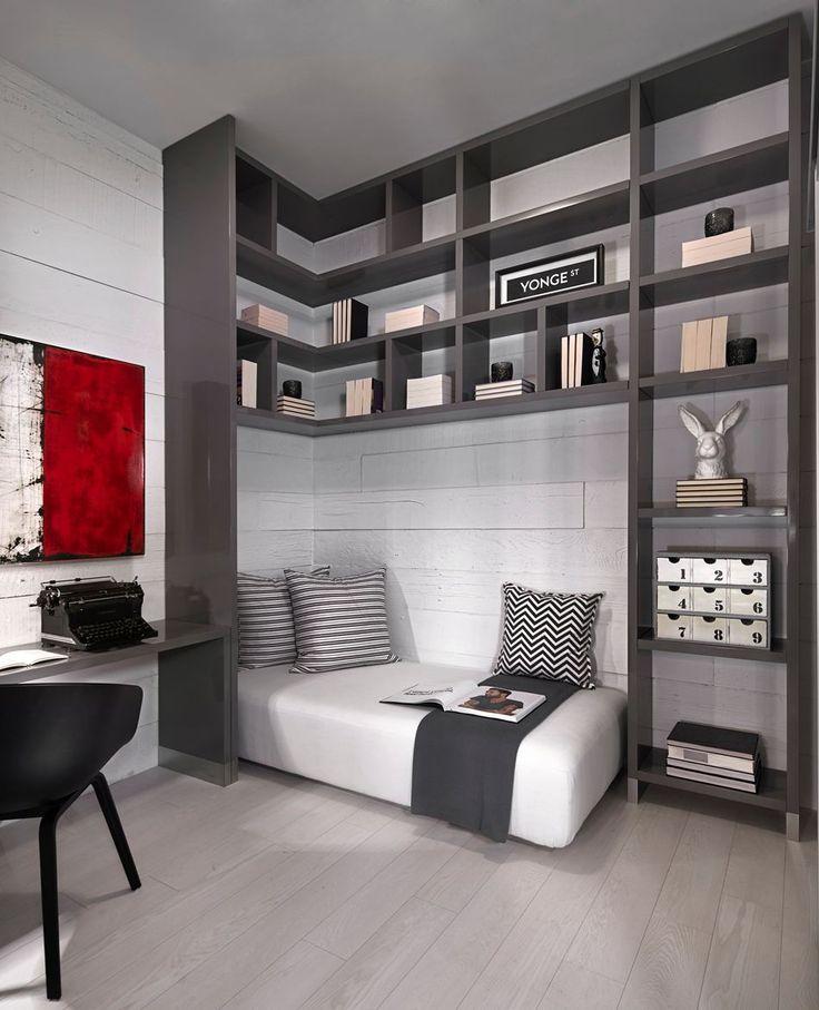 Art Shoppe Lofts Condos - Picture gallery #architecture #interiordesign #bedroom