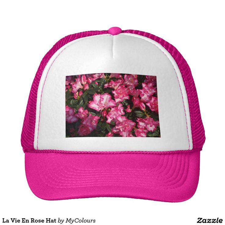 La Vie En Rose Hat