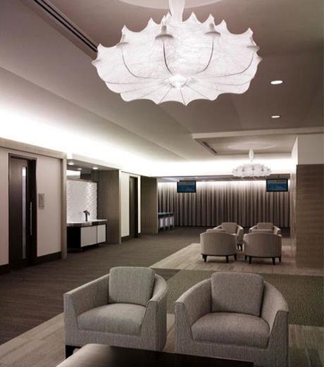 Medical Office Waiting Room Designed by Kevin Richardson @ Twenty Inc