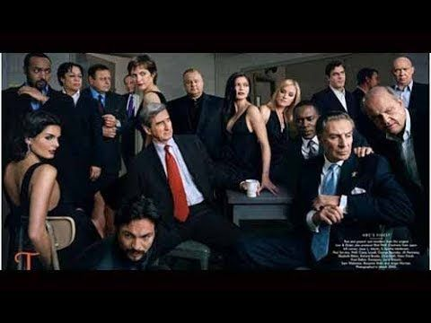 Law & Order - All Cast Changes Past 20 Years (1990 - 2010)