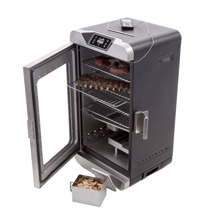 Char-Broil Offset Smoker - Best Electric Smoker Reviews