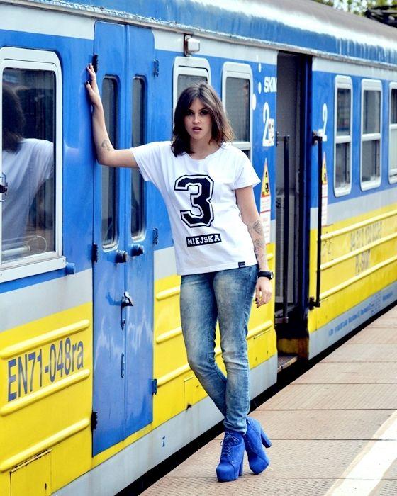 t-shirt 3miejska