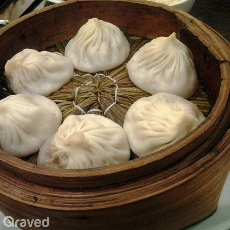Xiao Long Bao at Nan Xiang & Shanghai Cuisine The Sultan Hotel